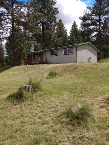 Clean and move in ready 3 bedroom, 1 bath house on 1.5 acre CSKT lease lot. 10 minutes to Missoula. Improvements for sale to enrolled member of the Confederated Salish and Kootenai Tribe. Call Shawn Sternick, (406) 546-1694 or your real estate professional for more information.