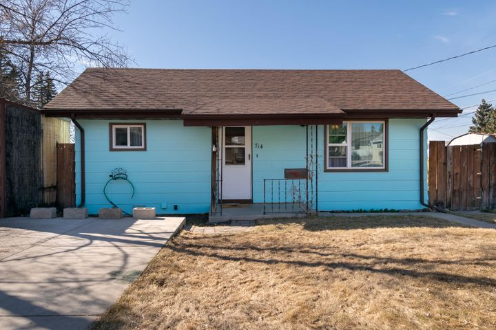 Well Finished, Maintained, and Shows Pride of Ownership! This Efficient Home Has an Excellent Layout that Ties Everything Together. What's New? New Windows 2018, New Furnace 2018, New Roof 2016, New Carpet 2021, Newer Plumbing and Electrical Estimated ~2015. All the way down to a new expensive kitchen refrigerator. You'll Find 3 Bedrooms (2 Non-Conforming), an Updated Bathroom, and Lots of Storage Here. Some Extras Include a Fully Fenced Backyard, Back Door Leads to a Stained Wooden Deck, Underground Sprinklers, and Two Outside Storage Sheds! Call Leo Imperi at 406-750-9503, or your real estate professional.