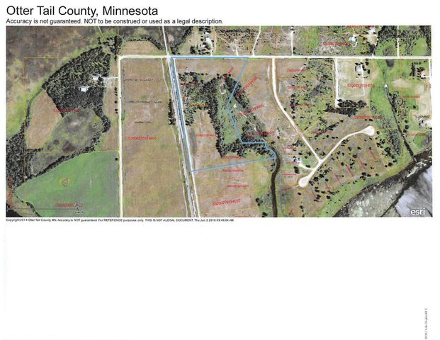 Parcel-I 355th Street, Ottertail, MN 56570
