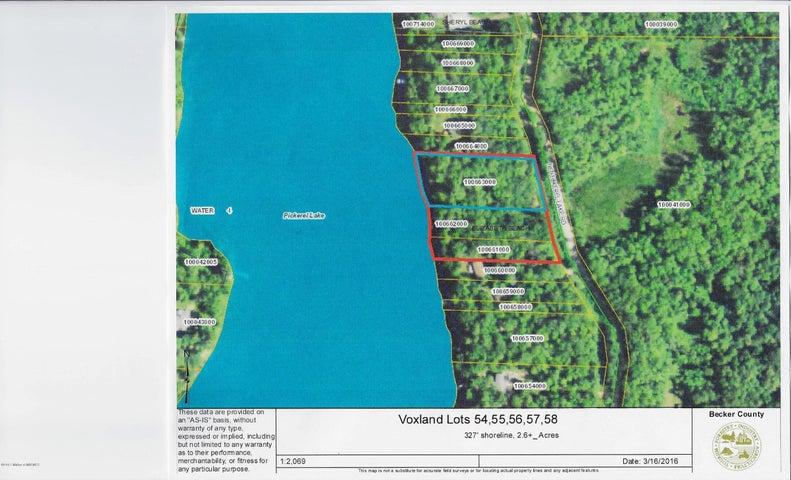 Xxxxx NE Pickerel Lake Road, Detroit Lakes, MN 56501