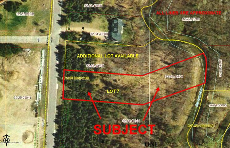 Lot 7 Edmond Drive, Park Rapids, MN 56470