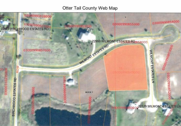 Lot4 Blk1 Wilmont Estates Road, Fergus Falls, MN 56537