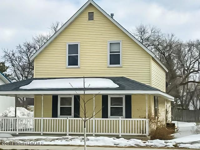 Conveniently located in Perham-Quiet, wonderful front porch, Clean, remodeled 3/bdrm 2 bath Home! Main floor handicap accessible master accessible master suite w/walk in shower. Large main floor laundry storage throughout! Newer roof and siding and oversized garage. Move in ready