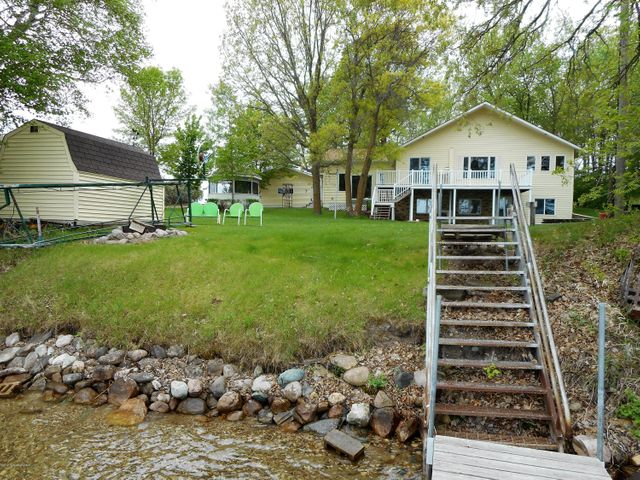 43174 S Paul Lake Drive, Perham, MN 56573