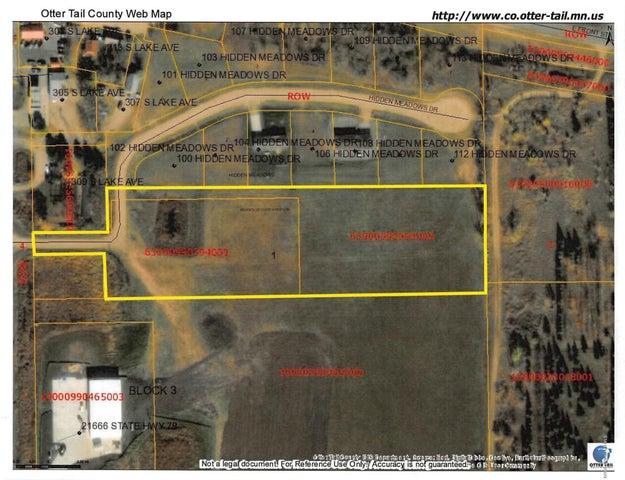 00000 Hidden Meadows Drive, Battle Lake, MN 56515