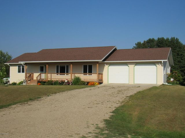 Full covered Front Porch...24' x 28' Insulated/Floor Heated Garage