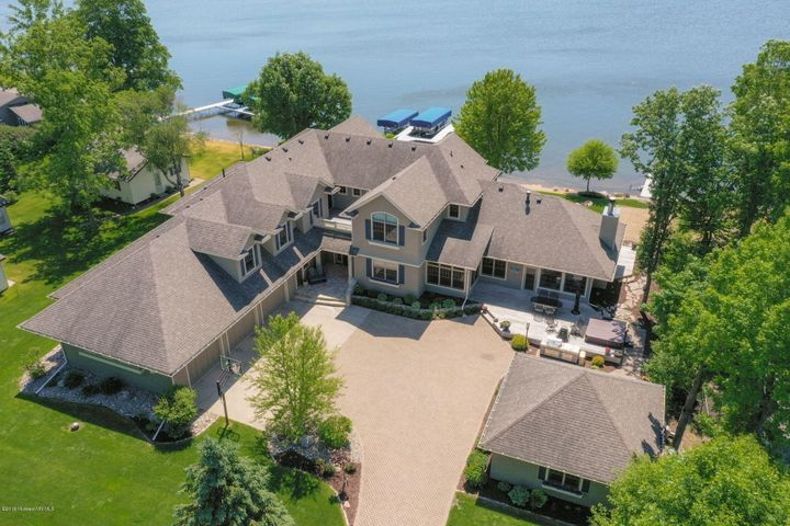 The overview of North Shore Home Estate