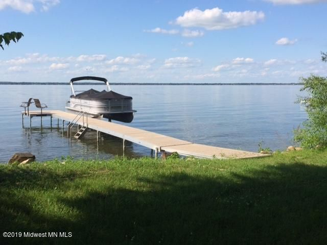 OTTER TAIL LAKE 100' FRONTAGE