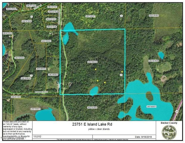 23751 E Island Lake Road, Detroit Lakes, MN 56501