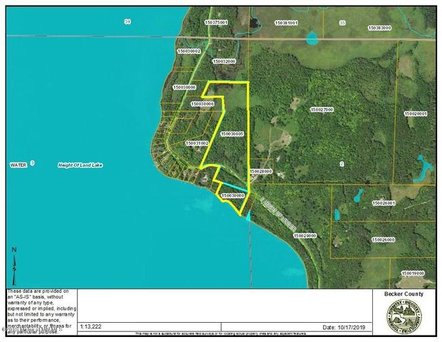 Tbd E Height Of Land Dr, Detroit Lakes, MN 56501