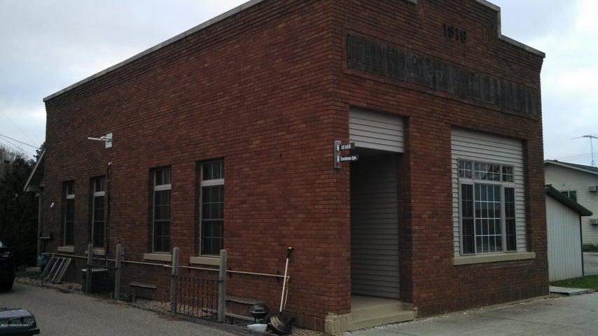 Historic Audubon Bank Building converted to Duplex