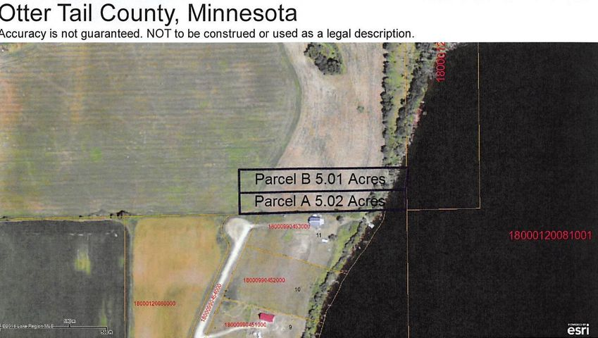 Parcel A Hancock Lake Road, Battle Lake, MN 56515