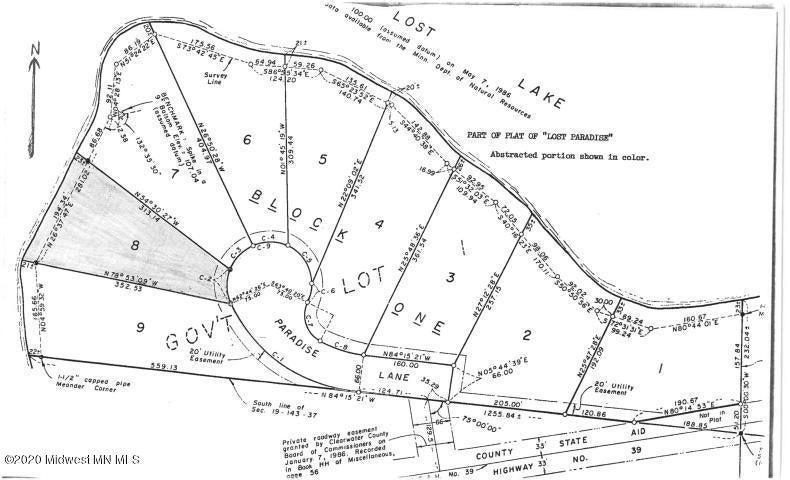 000 Lost Paradise Circle, Bagley, MN 56621