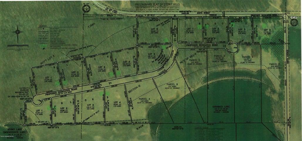Lot3 Blk2 Stony Hills Lane, Perham, MN 56573