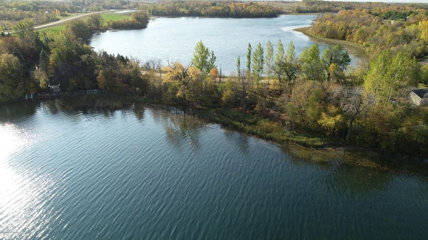 Kemp lake on top, East Spirit on bottom.