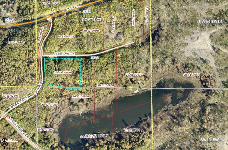 Lot 8 Gemstone Lane, Nevis, MN 56467