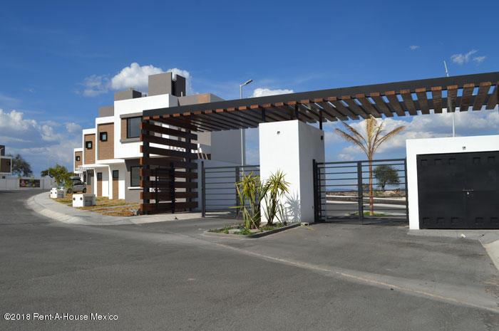 Casa Queretaro>El Marques>Zakia - Venta:1.155.000 Pesos - codigo: 18-191