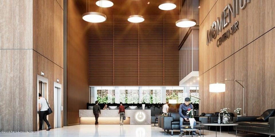 Oficina Queretaro>Queretaro>Centro Sur - Venta:1.127.972 Pesos - codigo: 18-373