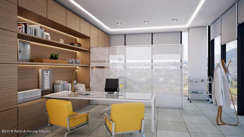 Oficina Queretaro>Queretaro>Centro Sur - Venta:1.564.182 Pesos - codigo: 18-375