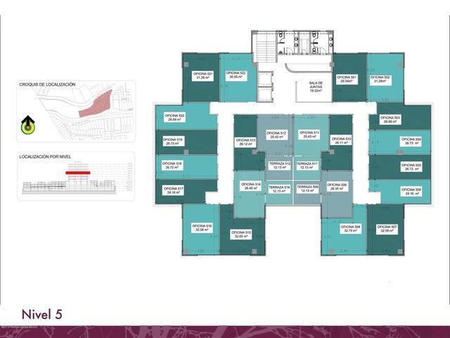 Oficina Queretaro>Queretaro>Milenio 3era Seccion - Venta:3.686.916 Pesos - codigo: 18-425