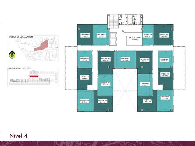 Oficina Queretaro>Queretaro>Milenio 3era Seccion - Venta:4.938.677 Pesos - codigo: 18-426