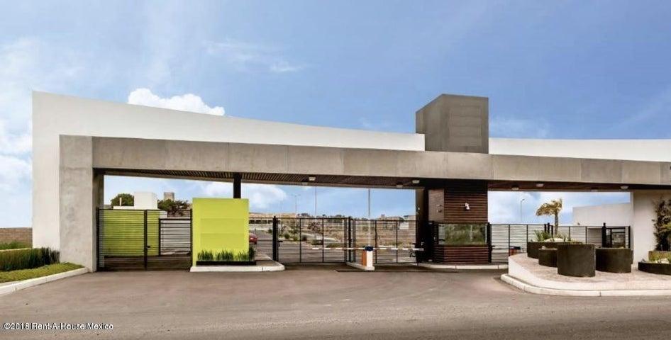Terreno Queretaro>Queretaro>El Mirador - Venta:922.059 Pesos - codigo: 18-503