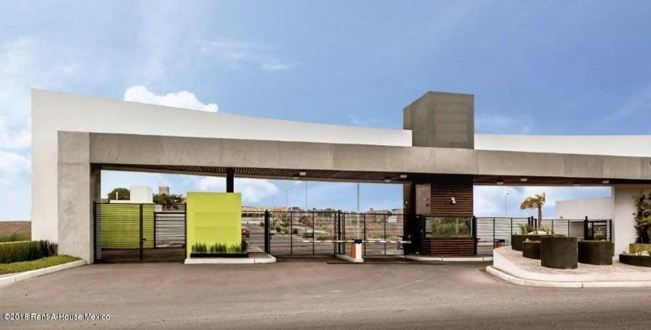 Terreno Queretaro>Queretaro>El Mirador - Venta:656.636 Pesos - codigo: 18-501
