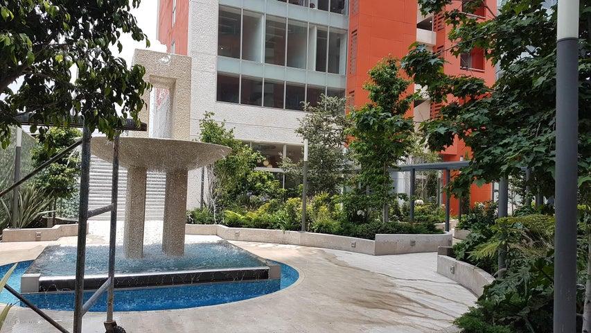 Departamento Distrito Federal>Cuajimalpa de Morelos>Santa Fe Cuajimalpa - Renta:18.500 Pesos - codigo: 18-569