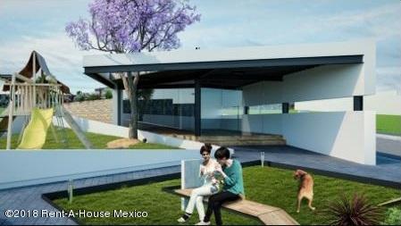 Terreno Queretaro>Queretaro>Juriquilla - Venta:4.875.000 Pesos - codigo: 18-729
