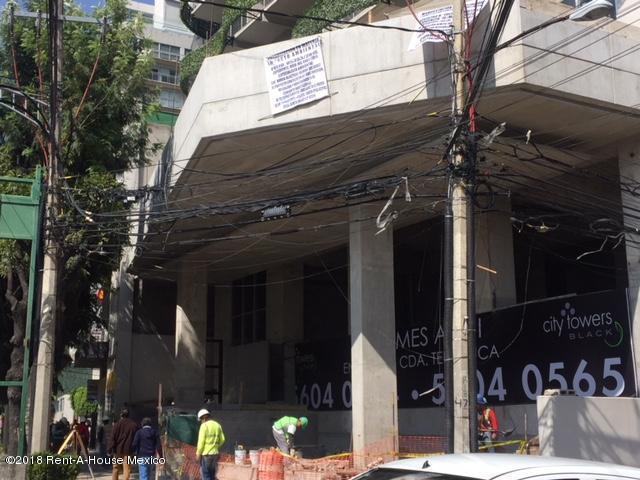 Local Comercial Distrito Federal>Benito Juárez>Santa Cruz Atoyac - Renta:250.000 Pesos - codigo: 18-946