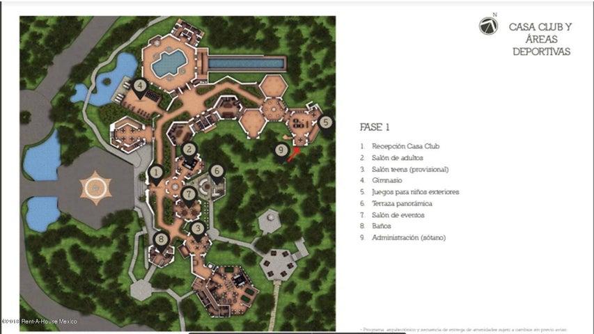 Departamento Distrito Federal>Alvaro Obregón>Desierto de los Leones - Venta:10.600.000 Pesos - codigo: 19-114