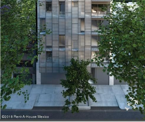 Departamento Distrito Federal>Cuauhtémoc>Roma Norte - Venta:9.850.000 Pesos - codigo: 19-169