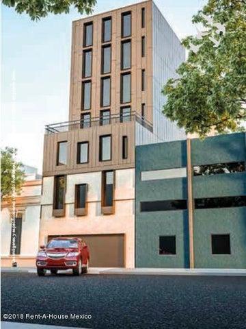 Departamento Distrito Federal>Cuauhtémoc>San Rafael - Venta:3.580.000 Pesos - codigo: 19-206
