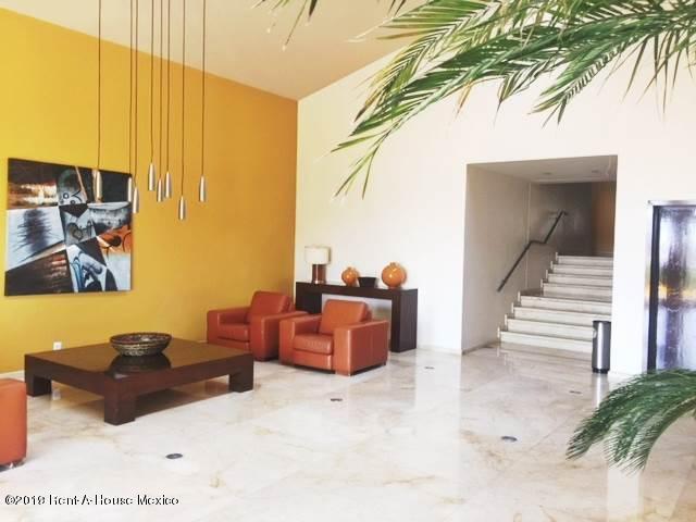 Departamento Estado de Mexico>Huixquilucan>Bosque Real - Renta:35.000 Pesos - codigo: 19-345