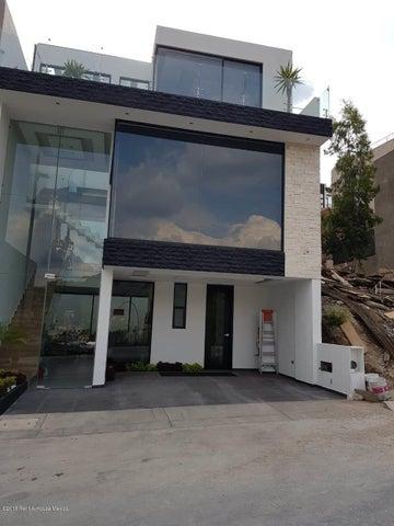 Casa Estado de Mexico>Atizapan de Zaragoza>Residencial Lago Esmeralda - Venta:6.800.000 Pesos - codigo: 19-455