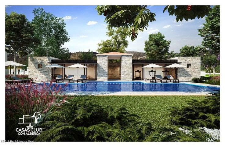 Terreno Queretaro>El Marques>Capital Sur - Venta:692.962 Pesos - codigo: 19-655