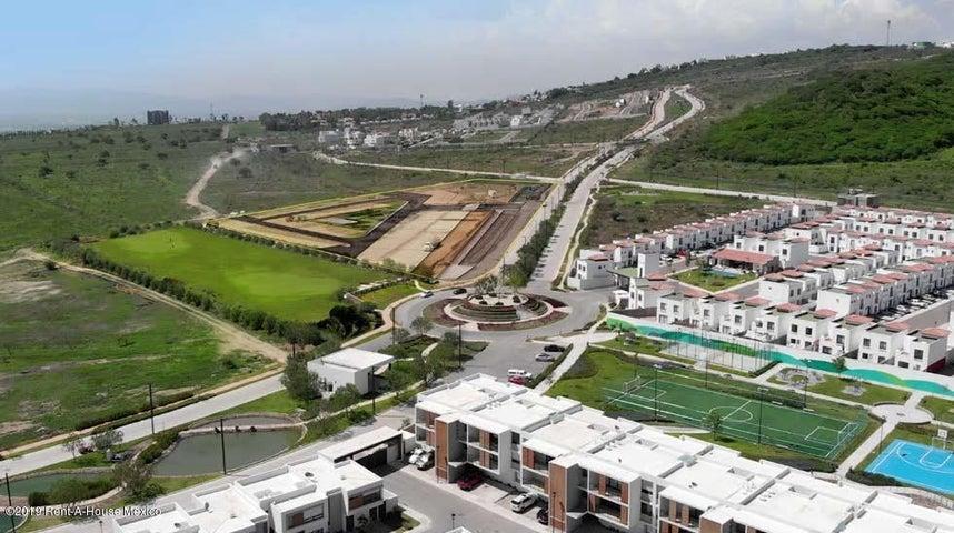 Terreno Queretaro>Corregidora>El Condado - Venta:1.399.170 Pesos - codigo: 19-697