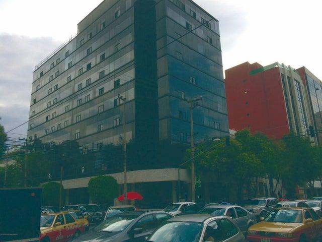 Edificio Distrito Federal>Cuauhtémoc>Cuauhtemoc - Venta:14.000.000 Dolar - codigo: 19-767
