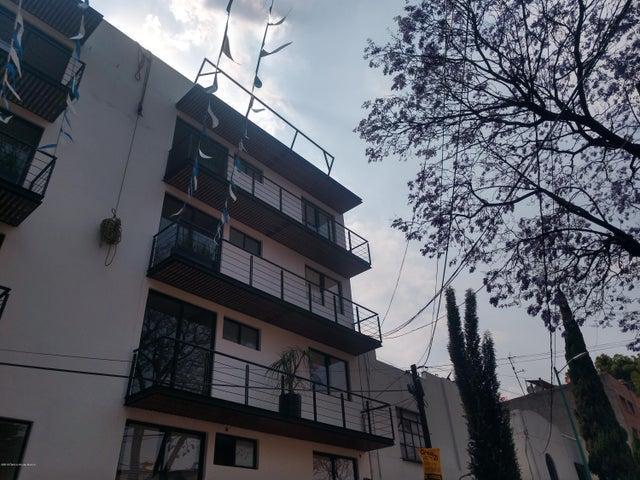 Departamento Distrito Federal>Miguel Hidalgo>Popotla - Venta:3.140.000 Pesos - codigo: 19-866