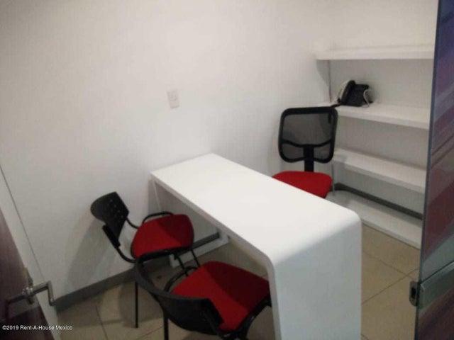 Oficina Queretaro>Queretaro>Centro Sur - Renta:11.950 Pesos - codigo: 19-985