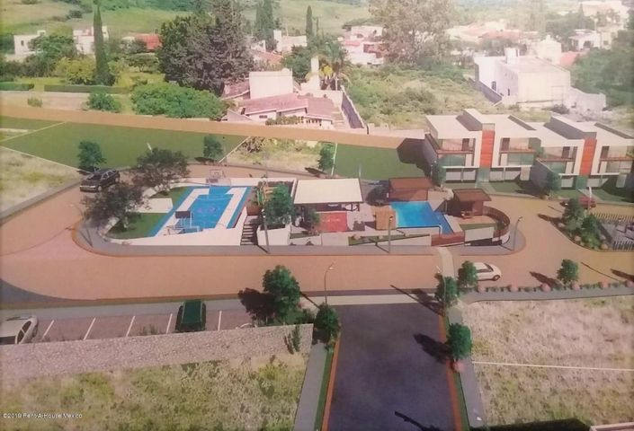 Terreno Queretaro>Corregidora>Vista Real - Venta:870.653 Pesos - codigo: 19-1011