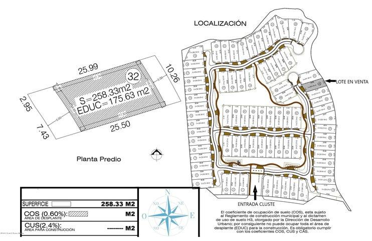 Terreno Queretaro>Queretaro>Altozano - Venta:2.712.465 Pesos - codigo: 19-1231