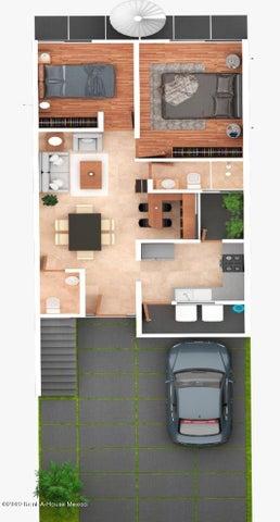 Casa Queretaro>Corregidora>El Pueblito - Venta:870.000 Pesos - codigo: 19-1264