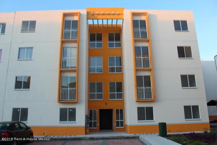 Departamento Queretaro>El Marques>La Pradera - Venta:620.000 Pesos - codigo: 19-1287
