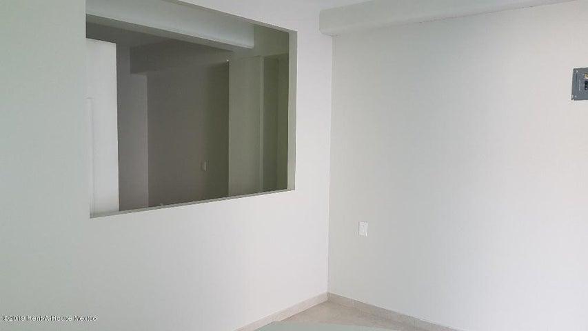 Oficina Estado de Mexico>Naucalpan de Juarez>San Mateo Nopala - Renta:12.500 Pesos - codigo: 19-1318