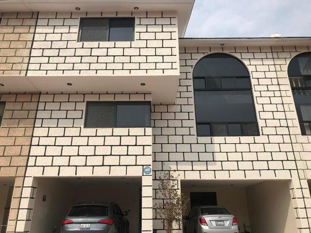 Casa Queretaro>Queretaro>Loma Dorada - Renta:23.000 Pesos - codigo: 19-1344