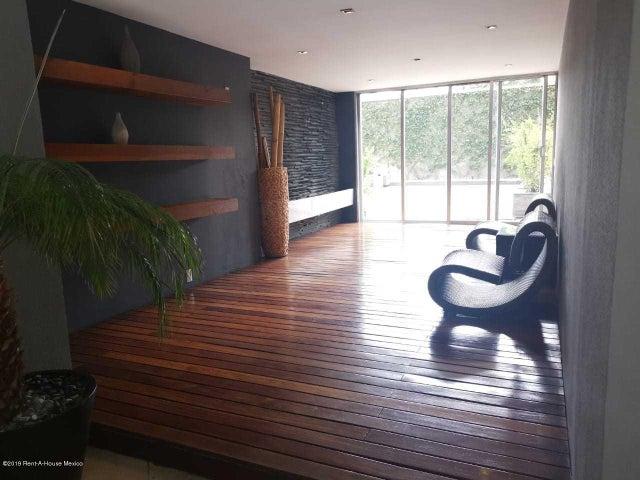 Departamento Distrito Federal>Cuajimalpa de Morelos>Santa Fe Cuajimalpa - Renta:27.000 Pesos - codigo: 19-1378