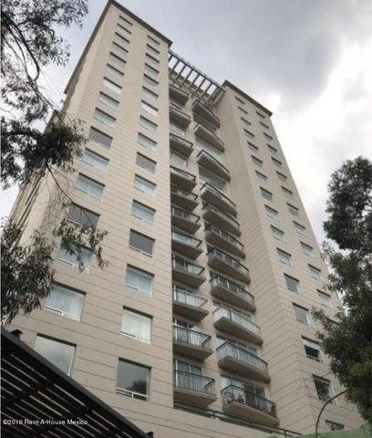 Departamento Distrito Federal>Cuajimalpa de Morelos>Santa Fe Cuajimalpa - Renta:33.500 Pesos - codigo: 19-1379