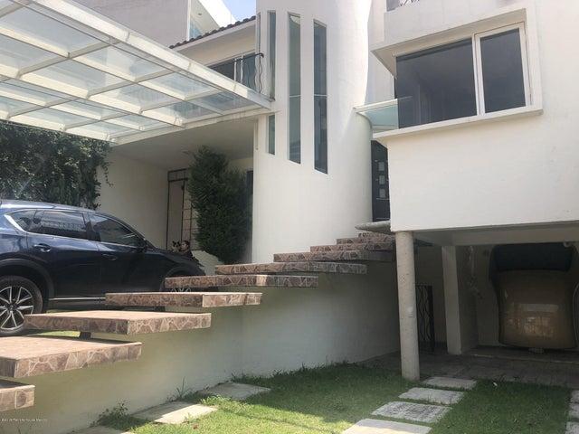 Casa Estado de Mexico>Naucalpan de Juarez>Lomas Verdes - Renta:37.000 Pesos - codigo: 19-1400