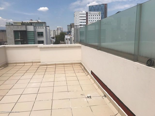 Departamento Distrito Federal>Benito Juárez>Nápoles - Renta:25.000 Pesos - codigo: 19-1407